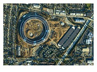 Take a look at a 380-shot mosaic of Apple's new campus created with a 100MP Phase One camera