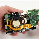 Let's take a look: Canon PowerShot G16 iFixit disassembly guide