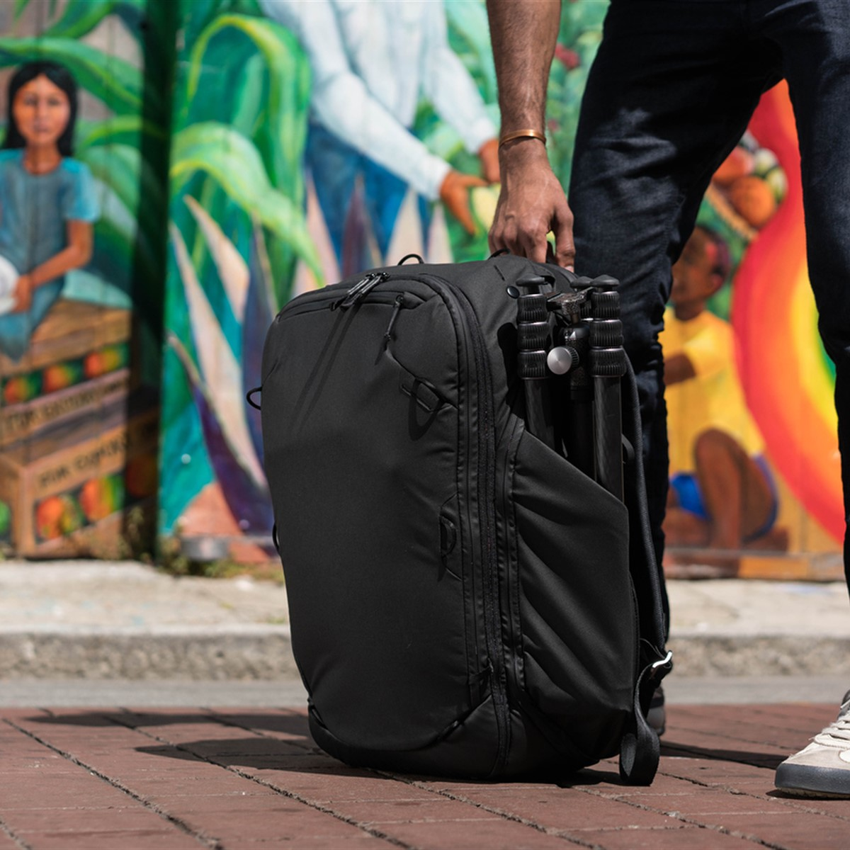 Peak Design announces 45L Travel Backpack and new system of  Packing Tools  10e39d5f6eeca