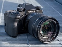 Fujifilm X-H1 First Impressions Review