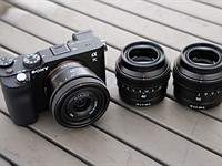 Tested: Sony's trio of compact 24mm, 40mm and 50mm G prime lenses