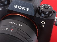 New product overview videos: Sony a9 and FE lenses