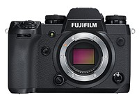 Fujifilm announces X-H1 stills/movie flagship with in-body stabilization