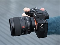 Hands-on with new Sony FE 35mm F1.4 GM