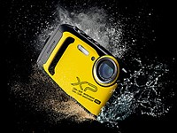 Fujifilm announces the FinePix XP140, its latest ruggedized point-and-shoot
