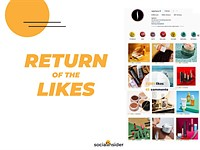 This Chrome extension makes Instagram 'likes' visible again