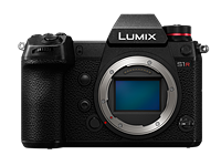 Panasonic Lumix S1R arrives in April for $3699 body-only