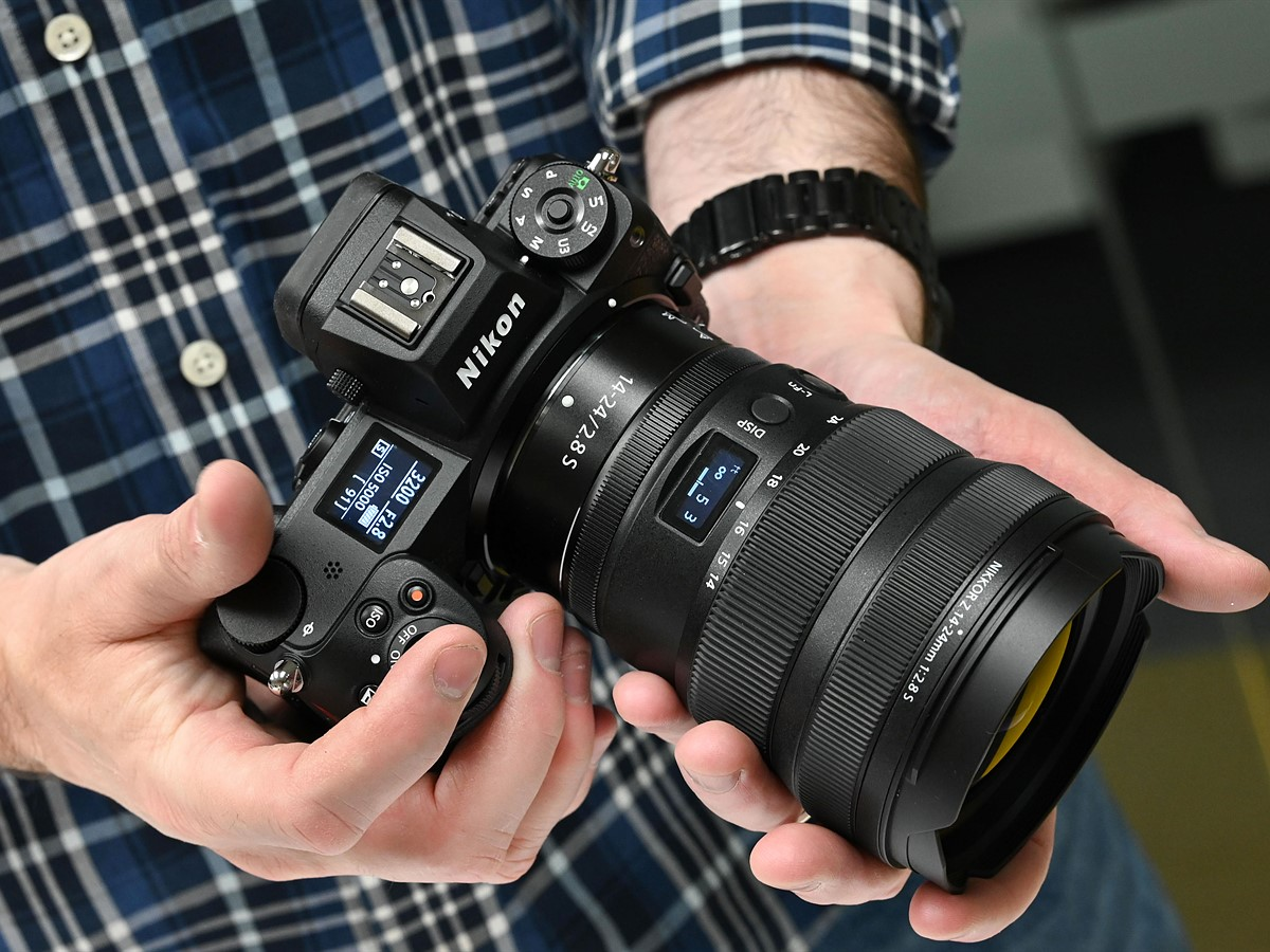 Image result for Nikon Z6 II review: A sensational second coming