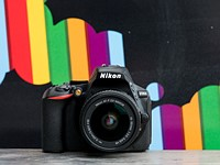 Nikon D5600 review: making connectivity a snap?