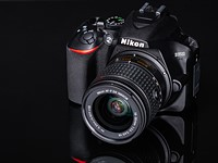 Nikon D3500 gets smaller and cheaper, battery life gets a boost