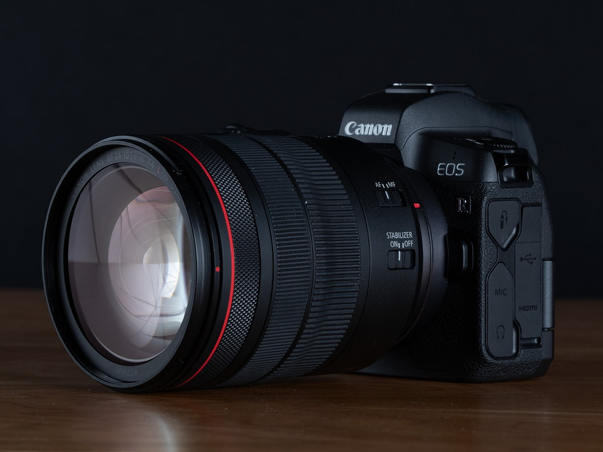 What does the EOS R tell us about Canon and the RF mount's