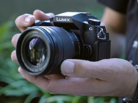 Video: First look at the Panasonic G85/G80