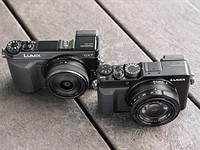 Opinion: Why buy a Panasonic LX100 when you could buy a GX7?