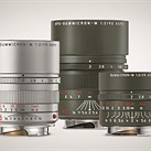 Leica announces three limited-edition Summicron M lenses