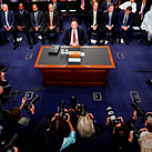 The story behind 'viral' New York Times photograph of Comey testimony
