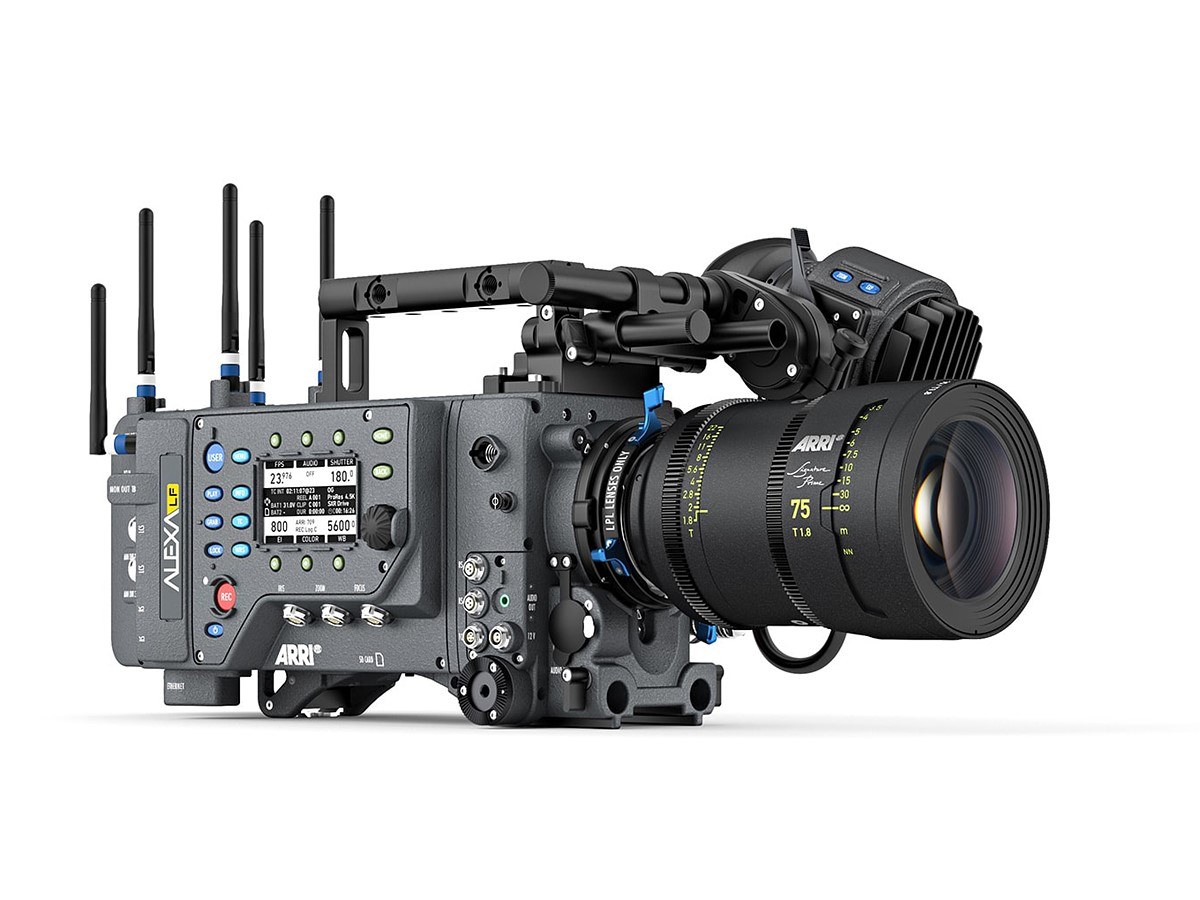 Arri Introduces Alexa Lf Large Format 4k Camera And Lpl Mount 3rd Brand For Nikon Lens Cap Modern 62mm Highest Quality Digital Photography Review