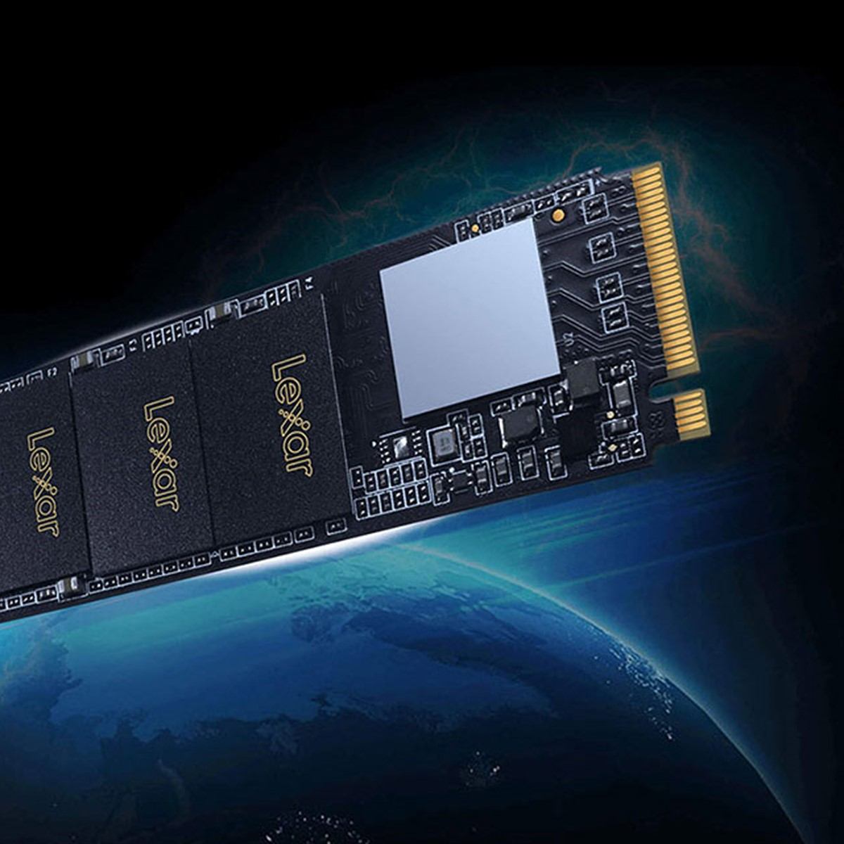 Lexar 512 GB USB 3.0 Pro Workflow Data Storage External SSD Solid State Drive