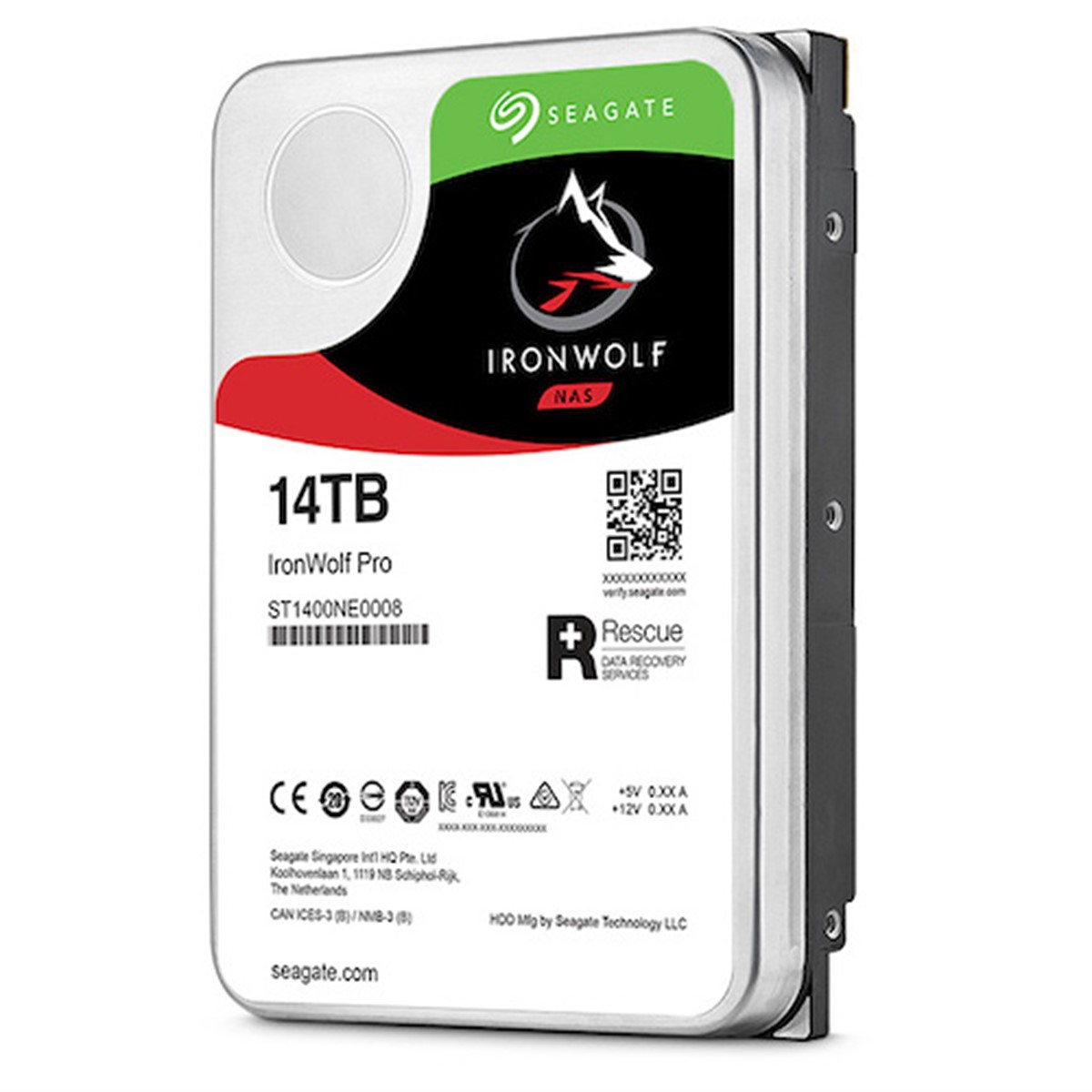 Seagate 14tb Ironwolf And Pro Nas Hdds Are Made For To Make It More Fun We Going Tear Pieces Pretty New 1tb Creative Pros Digital Photography Review