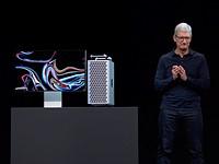 """Apple的新Mac Pro和32""""6K Retina显示屏是媒体天堂的比赛"""