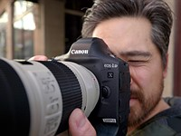 DPReview TV: Canon 1D X Mark III hands-on first look