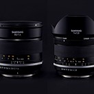 Samyang releases updated 'MK2' versions of its popular 14mm F2.8, 85mm F1.4 lenses