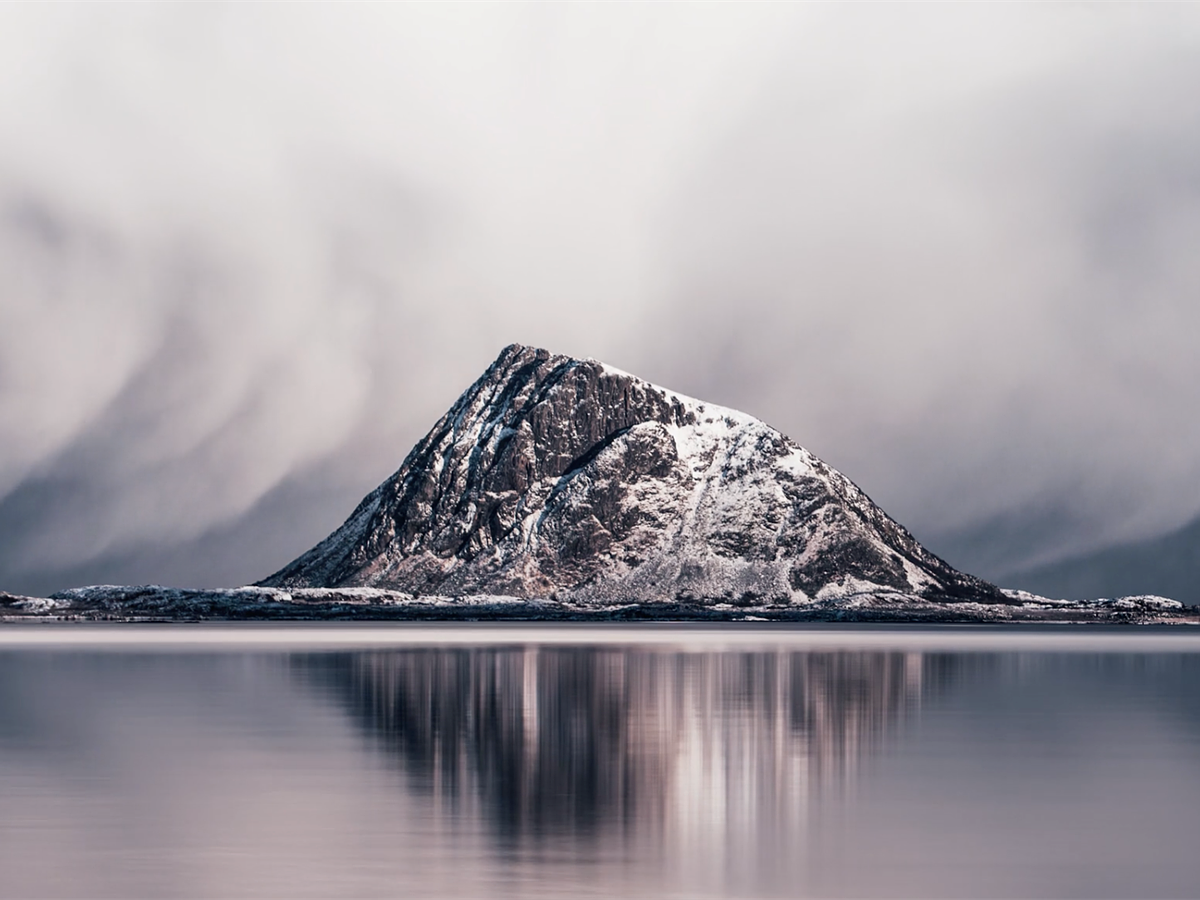 Stunning time-lapse captures the seasons of Norway