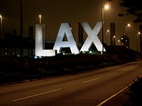 A paparazzi/camera-free terminal has opened at LAX