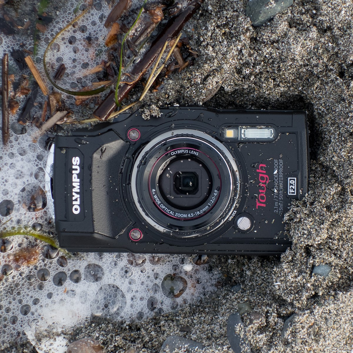 Gear Of The Year 2017 Jeffs Choice Olympus Tough Tg 5 Digital Black Kamera Underwater Photography Review