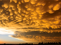 Fractal: A supercell thunderstorm time-lapse years in the making