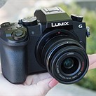 Hands-on with the Panasonic Lumix DMC-G7