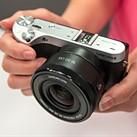 Hands-on with Samsung's new NX500