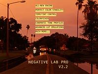 Negative Lab Pro 2.2 update brings rebuilt engine, new tools, LUT-based emulations and more to Lightroom
