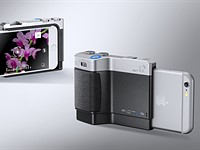 Miggo wants to 'DSLR your iPhone' with the Pictar grip
