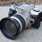 The $20 film camera challenge part 2: Saved by the Minolta Maxxum 5 - Aaron Gold