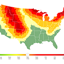 This interactive fall foliage prediction map helps photographers plan for the season