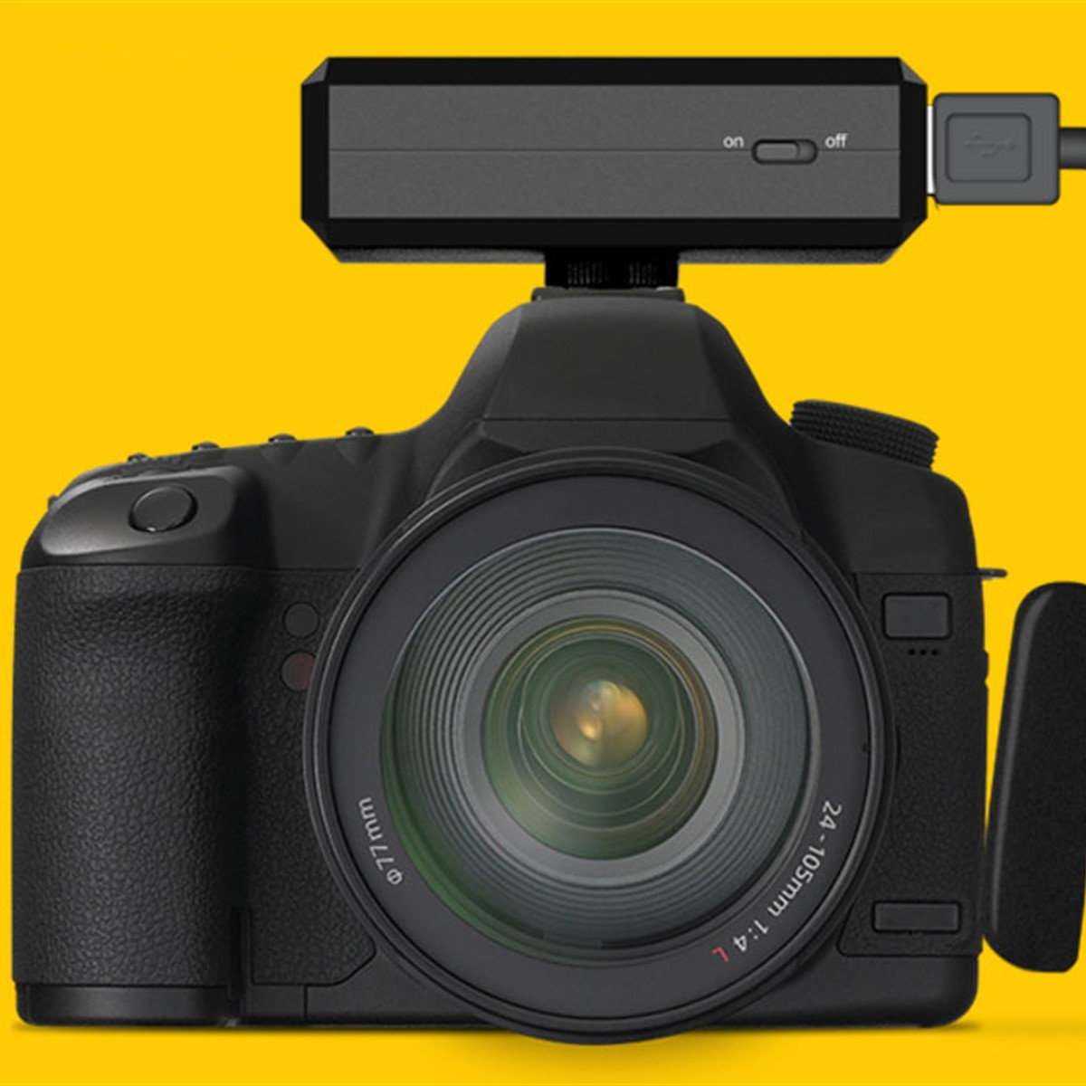 CamFi DSLR controller now offers real-time upload to Dropbox