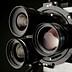 Multi Turret rotating prototype mounts three lenses on a single camera