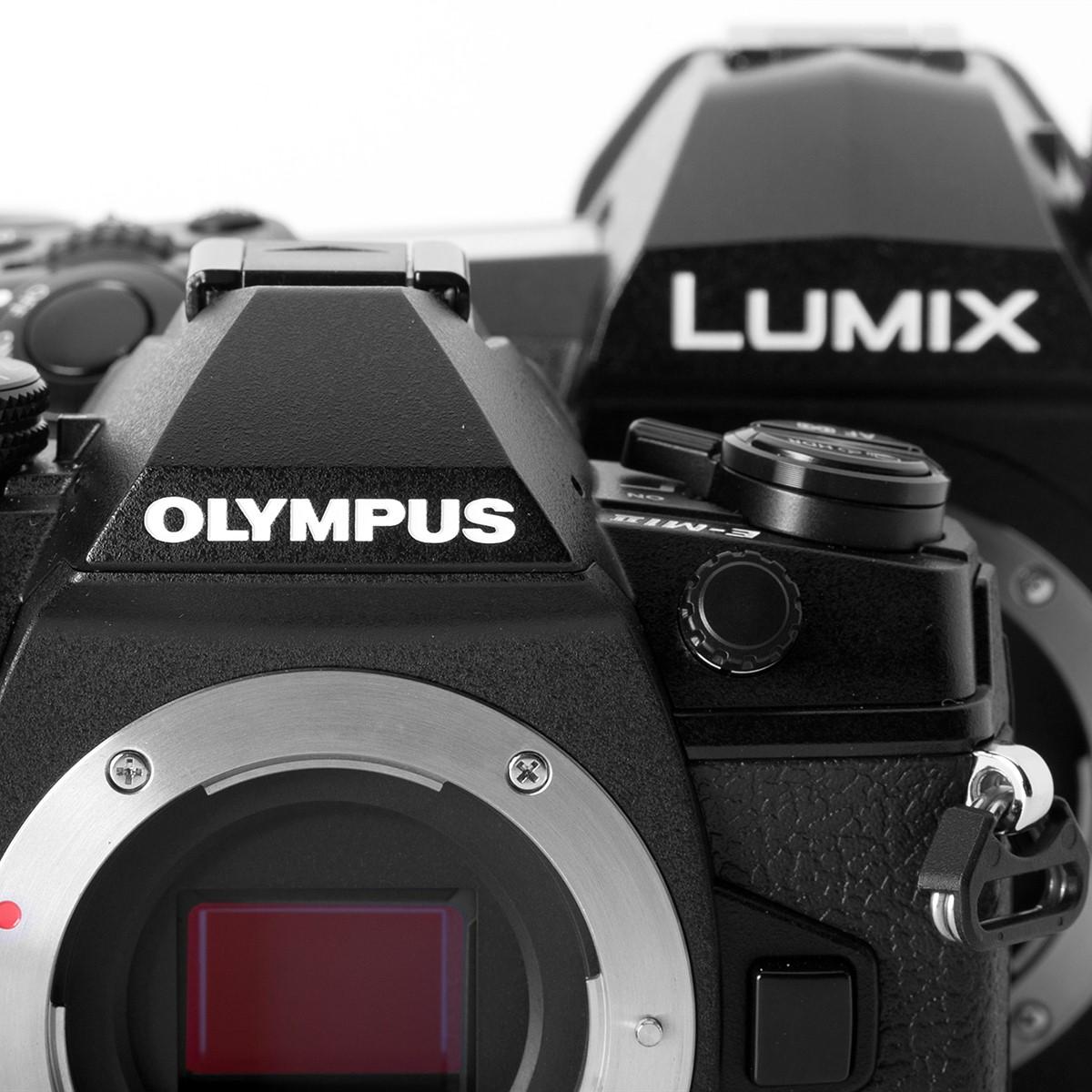 Panasonic Lumix G9 vs Olympus OM-D E-M1 II: Digital
