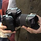 CP+ 2016: Pentax K-1 past and present