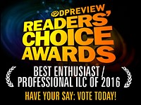 Have your say: Best enthusiast / professional ILC of 2016