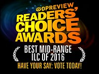 Have your say: Best midrange ILC of 2016