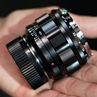 Photokina 2018: Hands-on with new Voigtländer M and E-mount prime lenses