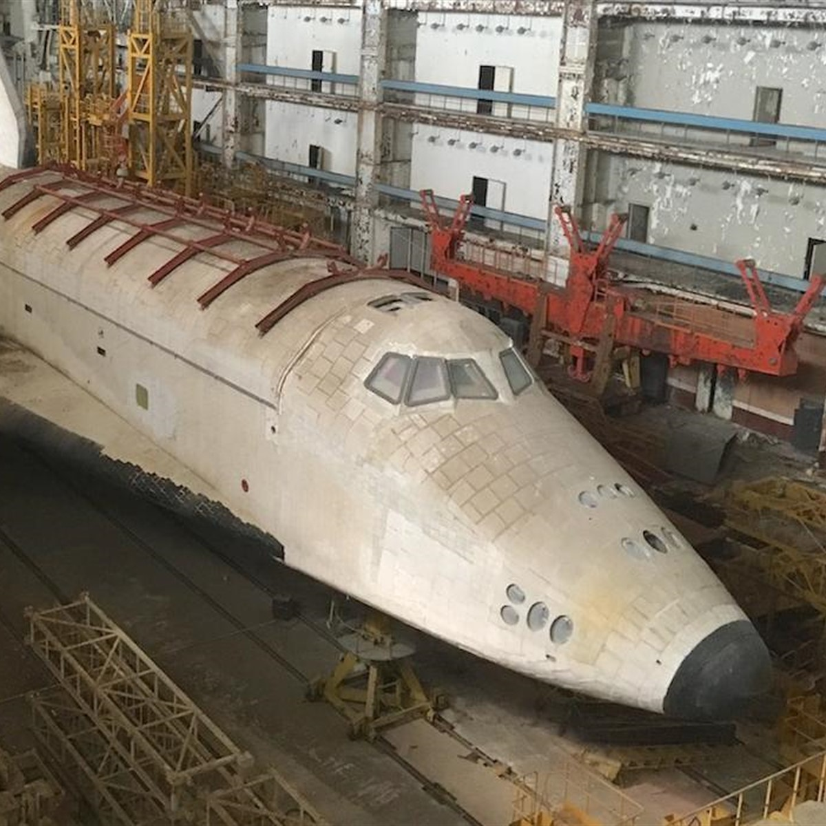 Photographing Abandoned Ussr Space Shuttles Made Me A Russian Target Power Relay Urbex Digital Photography Review