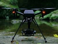 索尼发布了其即将推出的Airpeak无人机惊人的广角镜头