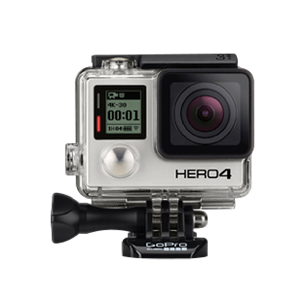 GoPro announces Hero4 lineup: Digital Photography Review