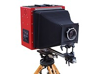 You can own the world's first single shot 8×10 digital camera for $106,000