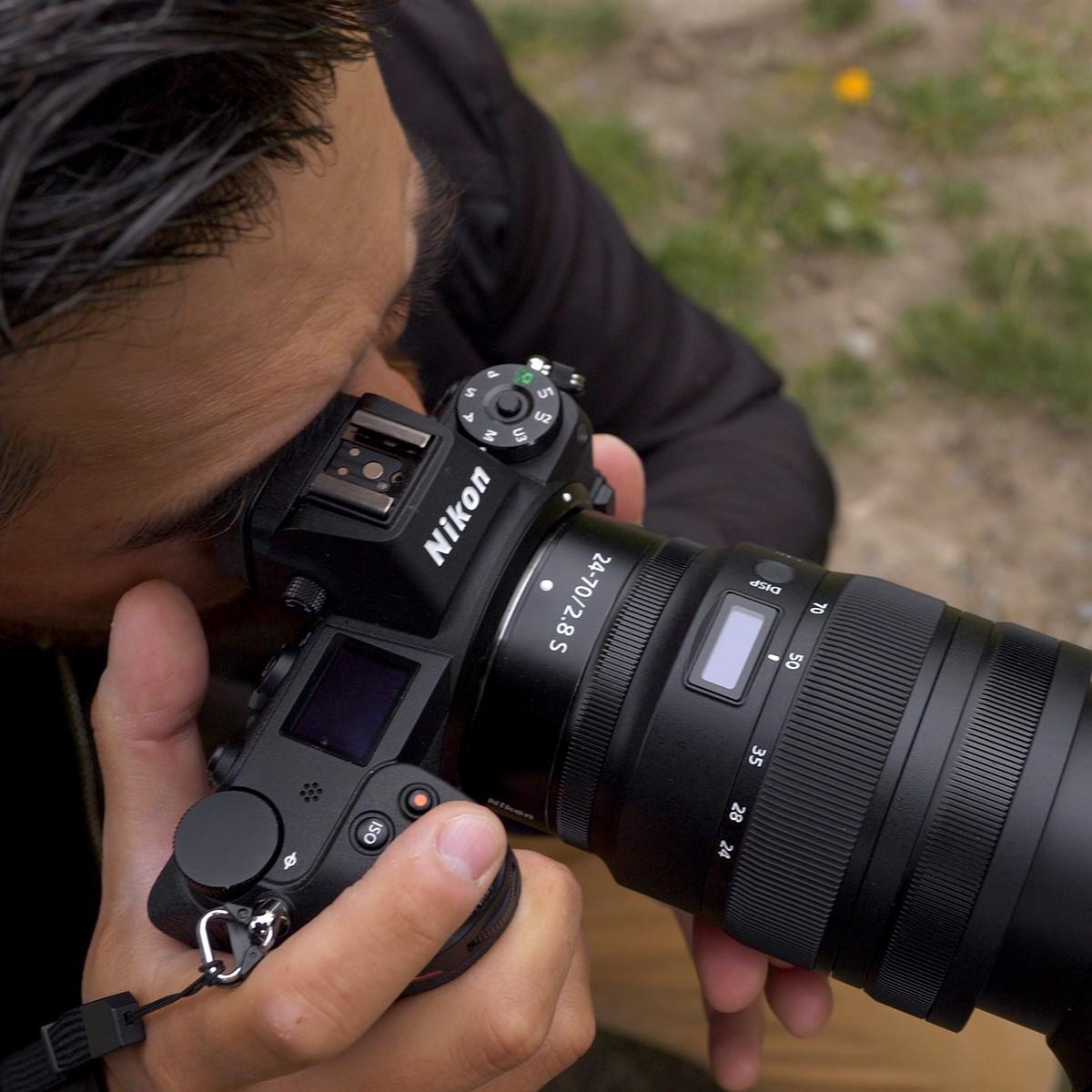 DPReview TV: Nikon 24-70mm F2 8 S review: Digital