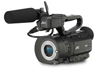 JVC introduces GY-LS300 4K camcorder with MFT mount