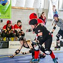 What learning photography and roller derby have in common