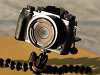 Lensbaby announces new Obscura system, a modern take on pinhole photography